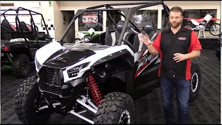 2020 Kawasaki Teryx KRX™ 1000 Detailed Breakdown and Side-by-Side Comparison to RZR, Talon and YXZ