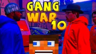 GTA 5 THUG LIFE #10 - GANG WAR BLOOD VS CRIPS MINECRAFT N THE HOOD | S3