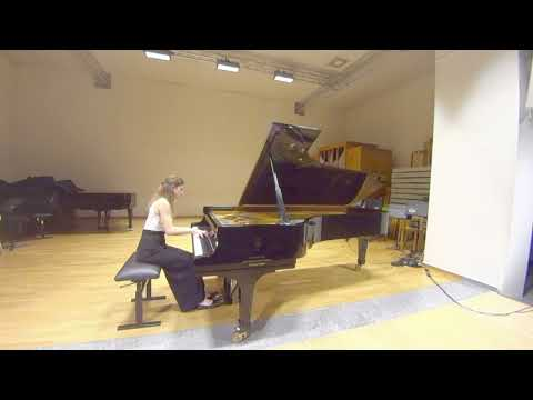 Brahms, Piano Sonata n.3 op.5 I mov