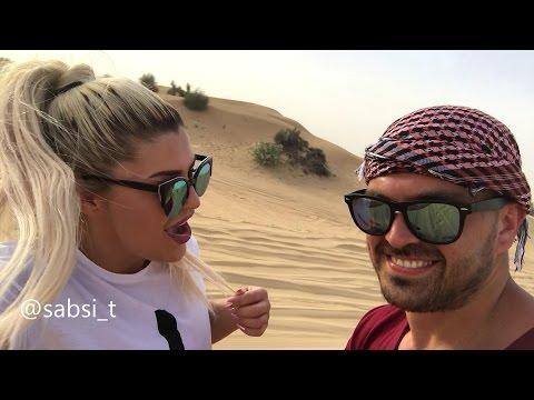 Dubai Vlog 3:Safari ❤ SabrinaTubic