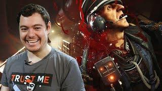 Wolfenstein 2: The New Colossus - Кто позволил сделать эту игру? (Обзор/Мнение/Review)