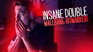 INSANE DOUBLE WALLBANG HITMARKER! (BO2) Thumbnail
