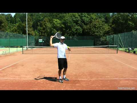 6 Drills For Improving A Shallow Drop In A Tennis Serve
