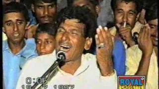 Basheera Choki Bhagat(video)  واندے دی منڑ تے - تھل پروگرام