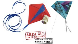 Sonic Micro Kite - Area 51 1/2 project preview