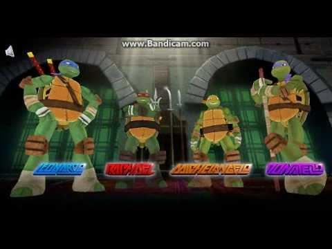 Games: Teenage Mutant Ninja Turtles - Ninja Turtle Tactics 3D