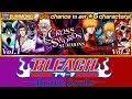 ОТКРЫВАЕМ ВИТРИНУ CROSS SWORDS Vol 2 Bleach Brave Souls 74 mp3