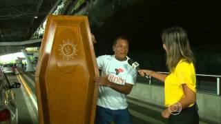Luciano todo duro Vs. Reginaldo holyfield - Globo Esporte