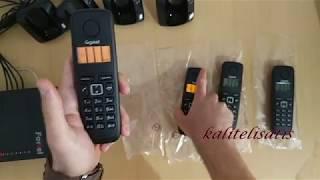 Fortel-Gigaset Kablosuz Telefon Santrali İnceleme
