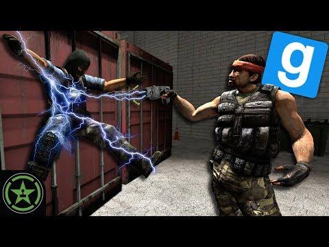 Tase Fist - Gmod: Trouble in Terrorist Town w/ Fiona Nova | Lets Play