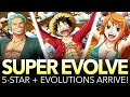 SUPER EVOLUTIONS! HOW TO SUPER EVOLVE! (One Piece Treasure Cruise - Global)