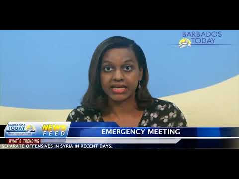 BARBADOS TODAY EVENING UPDATE - March 16, 2018