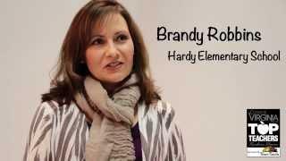 Coastal Virginia Magazine's Top Teachers for 2014 - Brandy Robbins
