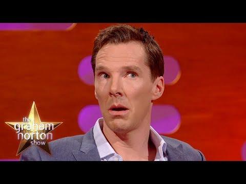 Benedict Cumberbatch Drops Big 'Avengers: Infinity War' Hint   The Graham Norton Show