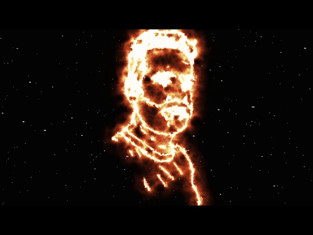 Animation exercise - Man on fire!