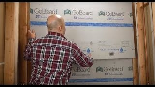 How to Install GoBoard Tile Backer Board
