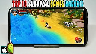 Best Survival Games Android 2018
