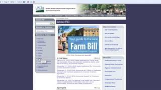 Farm Financing Webinar