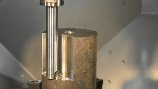 Damped milling cutters - CoroMill® 390 with Silent Tools™ technology