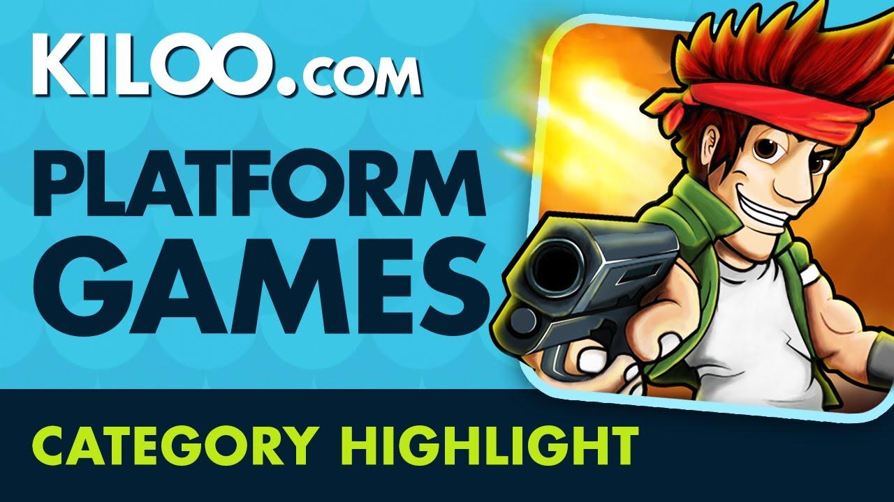 🎮 Kiloo.com - Platform Browser Games