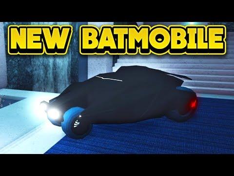 Batman In Jailbreak Roblox Jailbreak Buying The New Batmobile Roblox Jailbreak Youtube