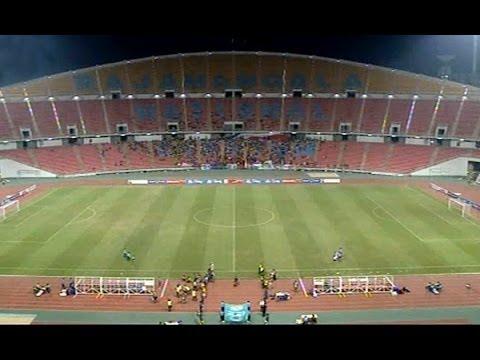 Football - Lebanon v/s Thailand