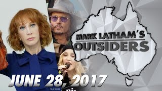 Mark Latham's Outsiders: Why left-wing violence is on the rise, & more
