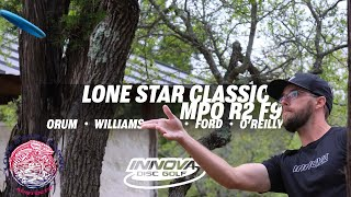 2021 Lone Star Classic | RD2 F9 | Orum, Ford, O'Reilly, Williams | MPO1 | GKPro Disc Golf