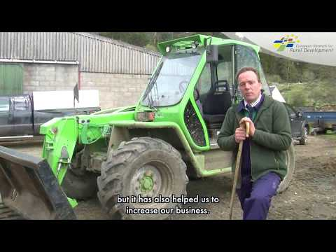 Positive benefits flow from agri-environment funding support in Scotland - English subtitles
