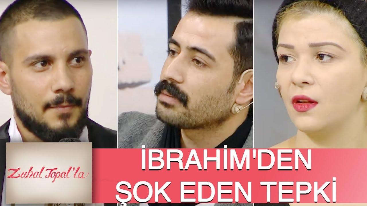 Zuhal Topal'la 99. Bölüm (HD)   Dilek'in Efe ile Dansına İbrahim'den Büyük Tepki!