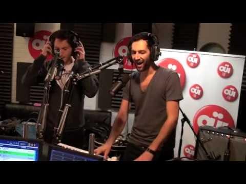 Aaron - Seeds Of Gold - Session Acoustique OÜI FM