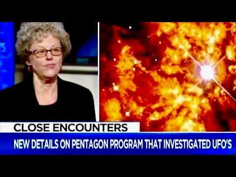 $22 Million Spent On Pentagon UFO Research - Declassified 2017 - New York Times Story