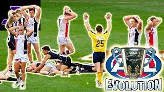 2010 Grand Final Replay! GOLDEN POINT! | AFL Evolution | Episode 22