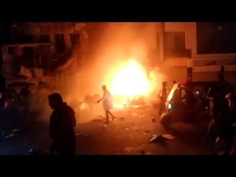 انفجار سيارة مفخخة في العراق وسط بغداد  - نشر قبل 2 ساعة
