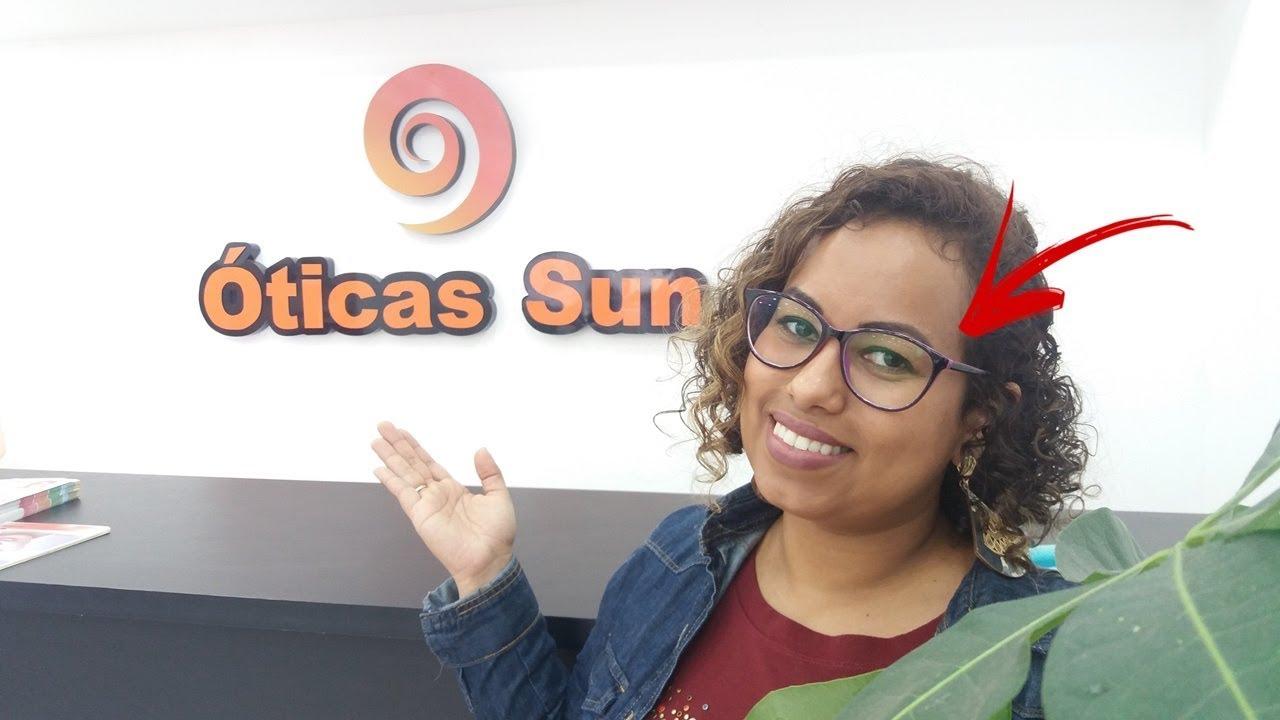 13e4d8c573343 MEUS NOVOS ÓCULOS DE GRAU ÓTICAS SUN VLOG BRÁS - YouTube
