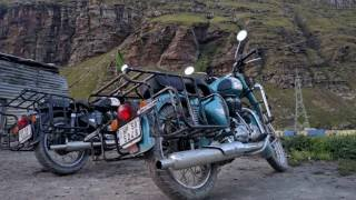 Spiti Valley Bike Trip- (Jul'16)