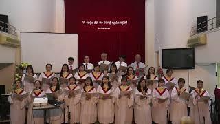 Tụng Ca Danh Giê-su - Truyền giảng 9.2017