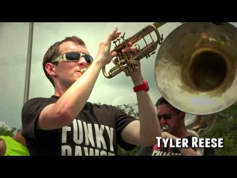 Funky Dawgz Brass Band 2015 Highlights