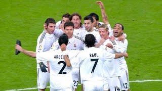 Real Madrid LEGENDARY Comebacks