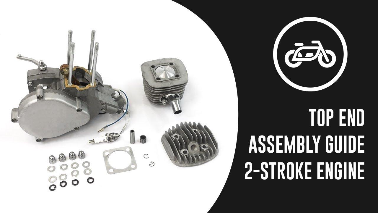 GT6 Pro Racing 66cc/80cc Bicycle Engine Kit | Gasbike net