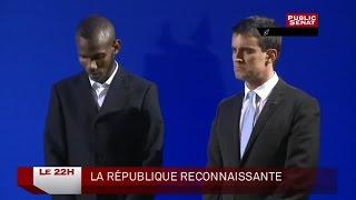 Invités: Claude Dilain et Christian Cambon - Le 22H (21/01/2015)
