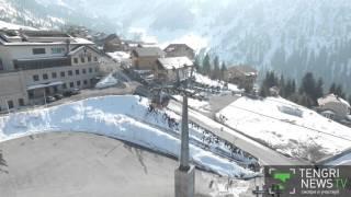 видео Как попасть на горнолыжный курорт Чимбулак?