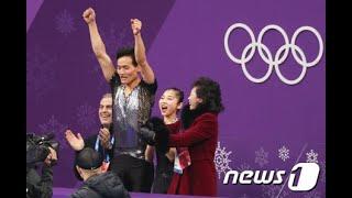 <平昌五輪>北朝鮮フィギュアペア、SPで自己ベスト更新 (2/14)