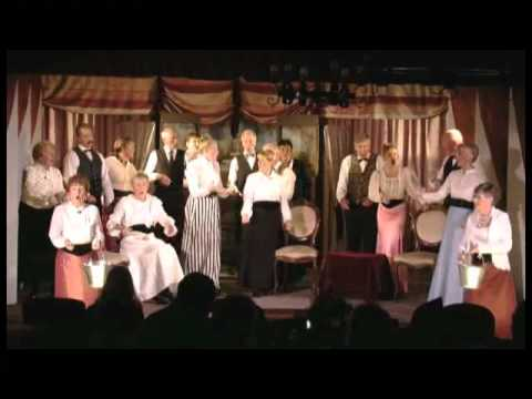 Old Time Music Hall Chorus Selection