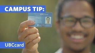 Campus Tip: UBC Card