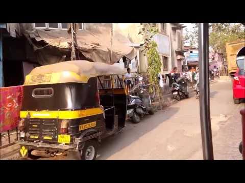 India - Street life in Mumbai Goregaon - 2015-2016 part 1