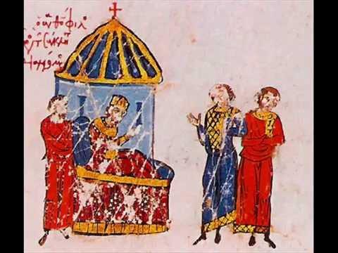 Byzantine Emperors. Theophilos (829-842)