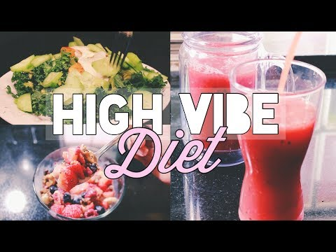 What I Eat in a Day for High Vibes | VEGAN & Intermittent Fasting