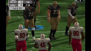 OG Xbox NCAA Football 2K3 480p