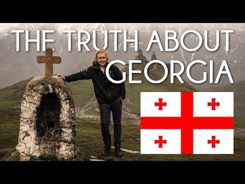 La vérité sur la Géorgie - quelques idées fausses avant d'y partir en voyage